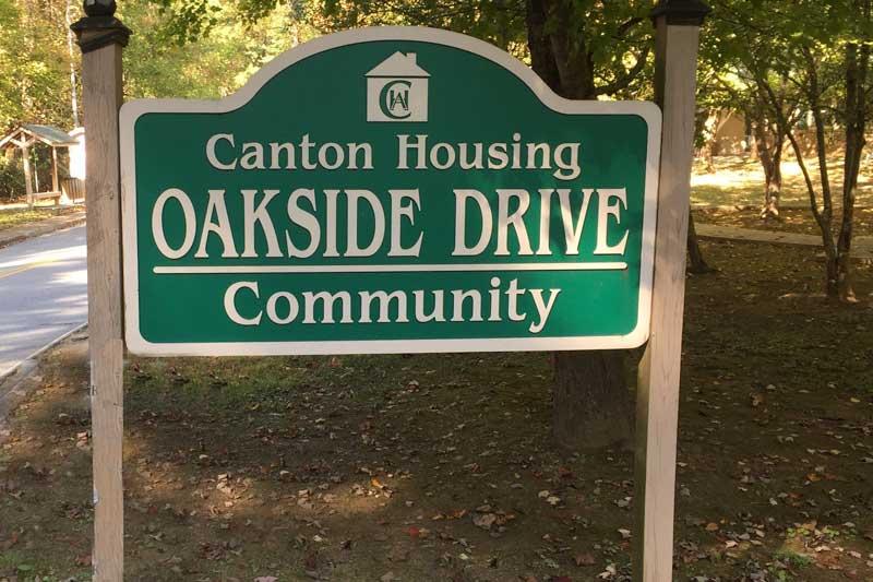 oakside-sign